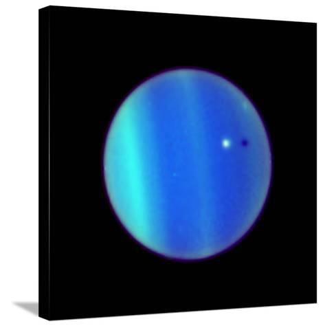 Uranus And Ariel--Stretched Canvas Print