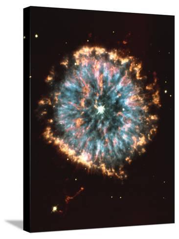 Planetary Nebula--Stretched Canvas Print
