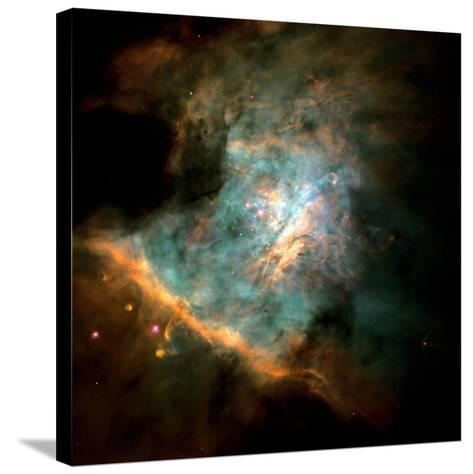 Orion Nebula--Stretched Canvas Print