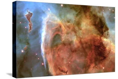 Eta Carinae Nebula--Stretched Canvas Print
