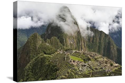 Machu Picchu, Peru-Matthew Oldfield-Stretched Canvas Print