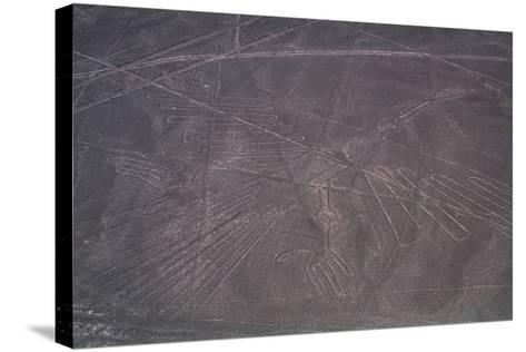 Nazca Lines-David Nunuk-Stretched Canvas Print