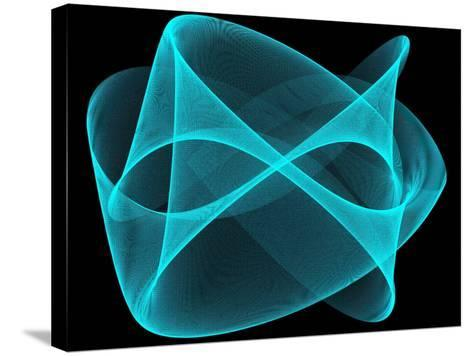 Mathematical Model-PASIEKA-Stretched Canvas Print