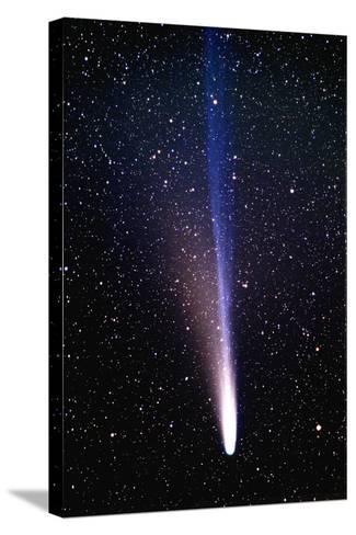 Comet Ikeya-Zhang-Pekka Parviainen-Stretched Canvas Print