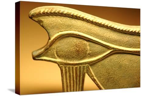 Eye of Osiris-PASIEKA-Stretched Canvas Print
