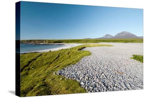 Isle of Jura, Scotland-Duncan Shaw-Stretched Canvas Print