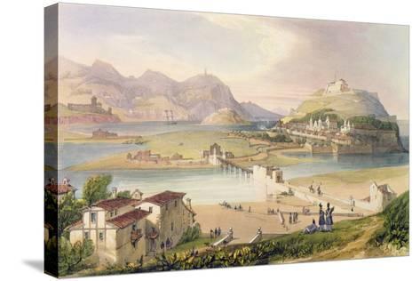 San Sebastian, 1838-Henry Wilkinson-Stretched Canvas Print
