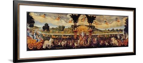 Earth, C.1640-41-Claude Deruet-Framed Art Print