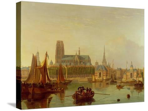 Dordrecht-Joseph F. Ellis-Stretched Canvas Print
