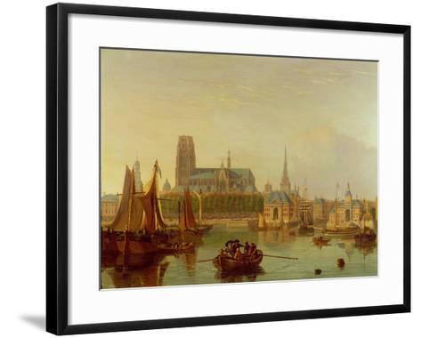 Dordrecht-Joseph F. Ellis-Framed Art Print