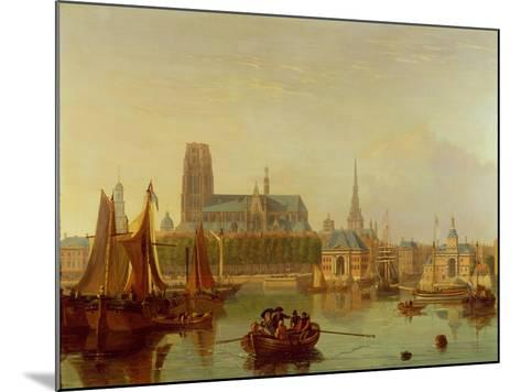 Dordrecht-Joseph F. Ellis-Mounted Giclee Print