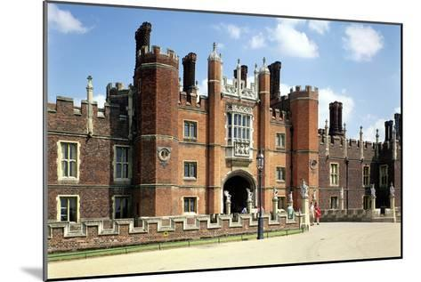 Hampton Court Palace in Spring14 and 1520--Mounted Photographic Print