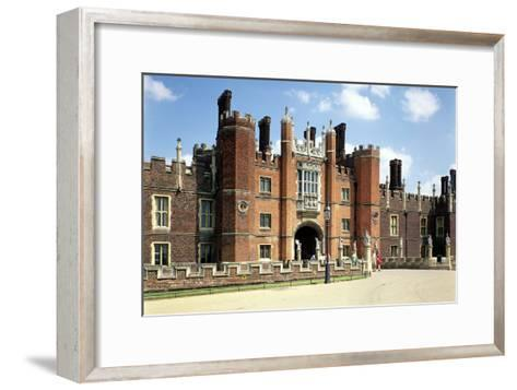 Hampton Court Palace in Spring14 and 1520--Framed Art Print