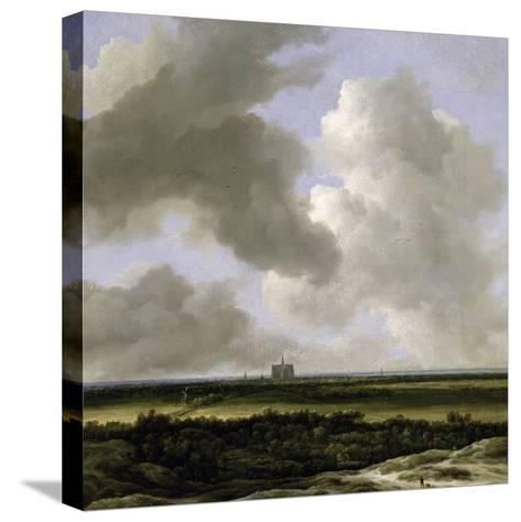 Panoramic View of Haarlem, C.1670-Jacob Isaaksz^ Or Isaacksz^ Van Ruisdael-Stretched Canvas Print