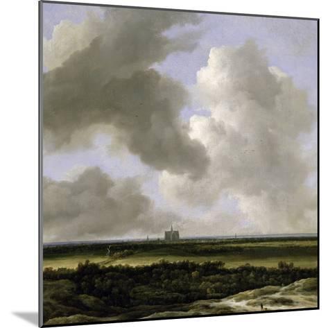 Panoramic View of Haarlem, C.1670-Jacob Isaaksz^ Or Isaacksz^ Van Ruisdael-Mounted Giclee Print