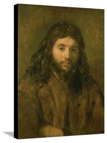 Christ, C.1656-Rembrandt van Rijn-Stretched Canvas Print