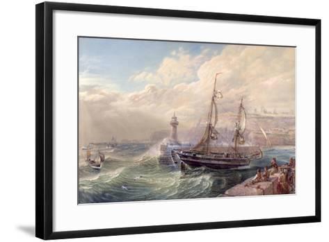 Whitby, 1883-Samuel Phillips Jackson-Framed Art Print