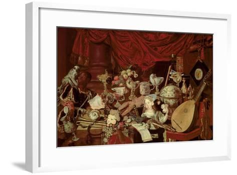 The Yarmouth Collection, C.1665-Dutch School-Framed Art Print
