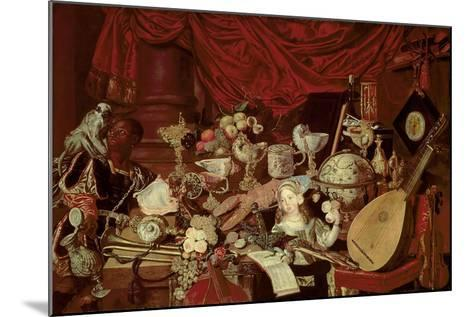 The Yarmouth Collection, C.1665-Dutch School-Mounted Giclee Print