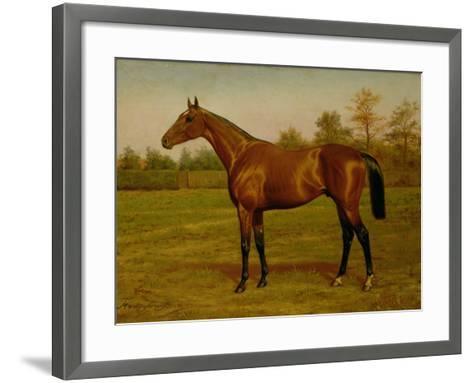 Isinglass, Triple Crown, 1893-Harrington Bird-Framed Art Print