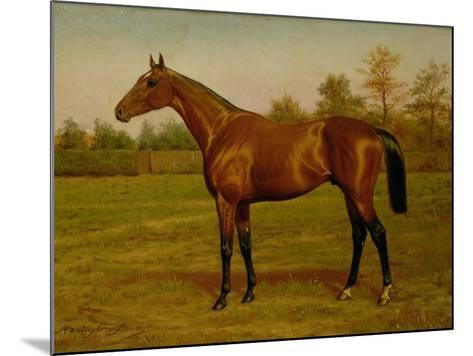 Isinglass, Triple Crown, 1893-Harrington Bird-Mounted Giclee Print