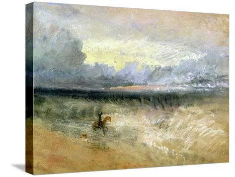 Dover-J^ M^ W^ Turner-Stretched Canvas Print