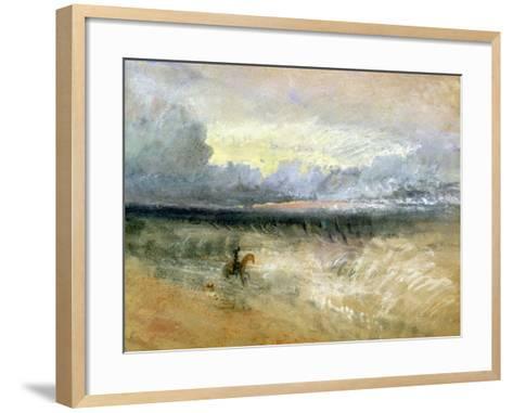 Dover-J^ M^ W^ Turner-Framed Art Print