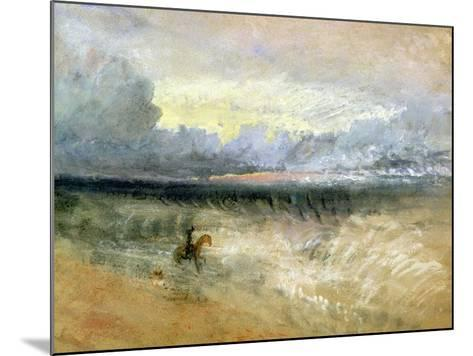 Dover-J^ M^ W^ Turner-Mounted Giclee Print
