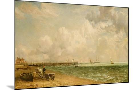 Yarmouth Jetty-John Constable-Mounted Giclee Print