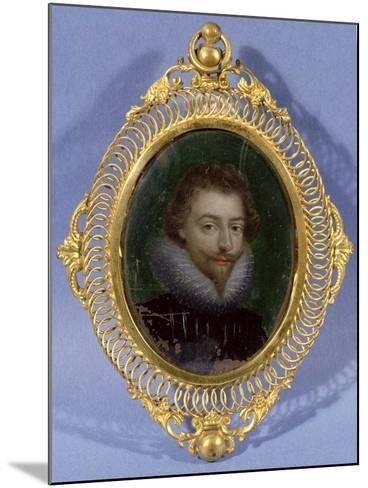 Miniature of James Hepburn, Earl of Bothwell (C.1537-78)--Mounted Giclee Print