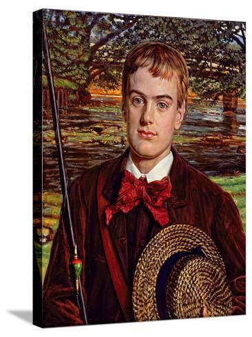 Cyril Benoni Holman Hunt, 1880-William Holman Hunt-Stretched Canvas Print