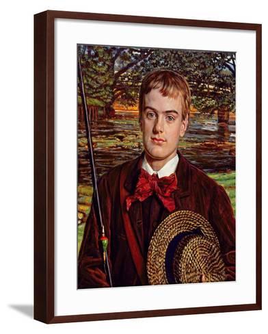 Cyril Benoni Holman Hunt, 1880-William Holman Hunt-Framed Art Print