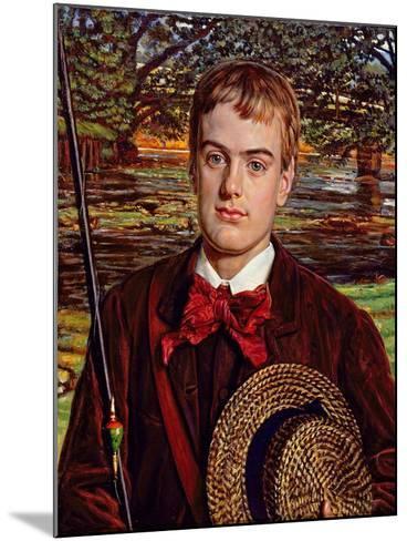 Cyril Benoni Holman Hunt, 1880-William Holman Hunt-Mounted Giclee Print