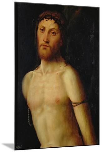 Christ Tied to the Column-Lorenzo Costa-Mounted Giclee Print