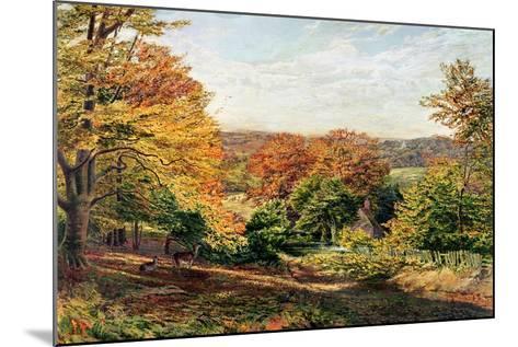 Otford Church-Samuel Palmer-Mounted Giclee Print