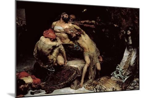 Samson-Solomon Joseph Solomon-Mounted Giclee Print