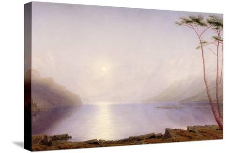 Loch Duich, Summer Moonlight-J^ M^ W^ Turner-Stretched Canvas Print
