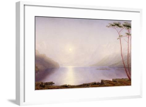 Loch Duich, Summer Moonlight-J^ M^ W^ Turner-Framed Art Print