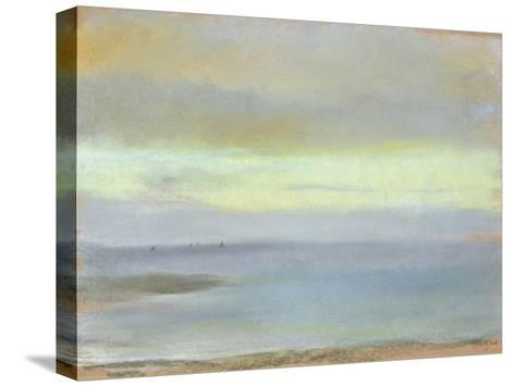 Marine Sunset, C.1869-Edgar Degas-Stretched Canvas Print