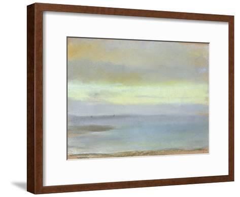 Marine Sunset, C.1869-Edgar Degas-Framed Art Print