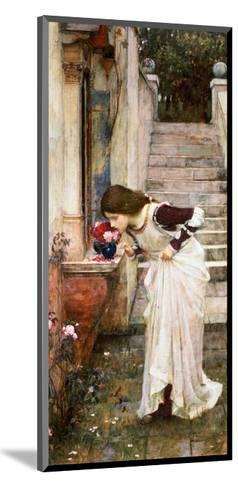 The Shrine-John William Waterhouse-Mounted Giclee Print