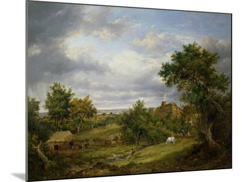 View in Hampshire, 1826-Patrick Nasmyth-Mounted Giclee Print