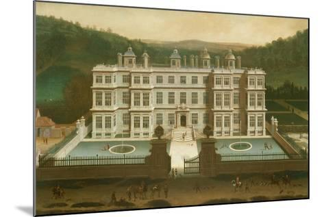 A View of Longleat-Jan Siberechts-Mounted Giclee Print