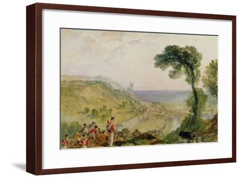 Hythe, Kent-J^ M^ W^ Turner-Framed Art Print