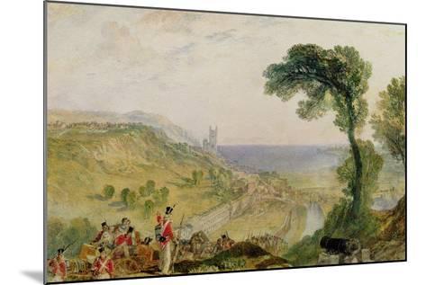 Hythe, Kent-J^ M^ W^ Turner-Mounted Giclee Print
