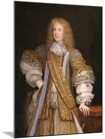 Sir John Corbet of Adderley, C.1676-John Michael Wright-Mounted Giclee Print