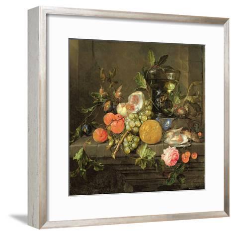 Still Life-Cornelis De Heem-Framed Art Print