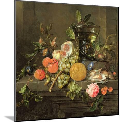 Still Life-Cornelis De Heem-Mounted Giclee Print