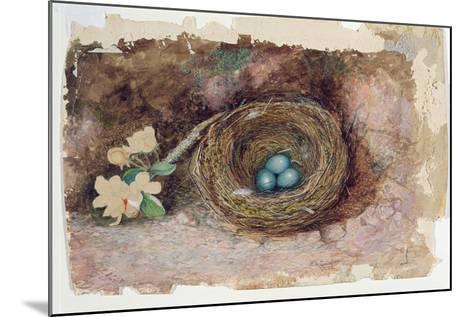 Birds Nest, 1863-John Atkinson Grimshaw-Mounted Giclee Print
