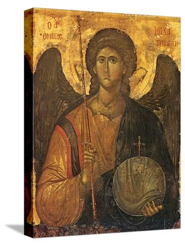 St. Michael--Stretched Canvas Print